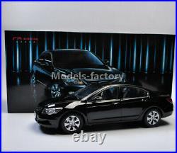 1/18 Honda Accord 8th Half eight half generation Diecast Model Car Model gift