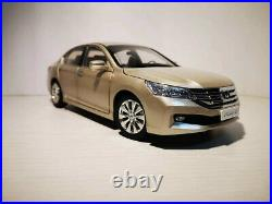 1/18 Honda Accord ninth generation car model
