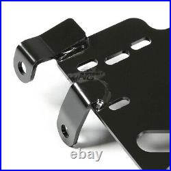 2x Left+right Racing Bucket Seat Mounting Bracket For 6th Gen Accord Cg2/3 98-02