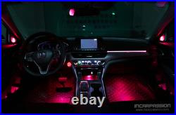 64 Colors Ambient Light For 10th Generation Honda Accord