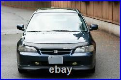 98-02 OEM Genuine Honda Accord Hood Bra Sedan 6th Gen Very Rare