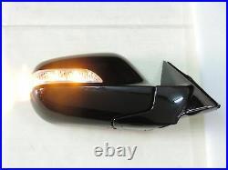 A Pair (R+L) NEW Auto Power Folding Mirrors for HONDA ACCORD 2008-2012 8th Gen