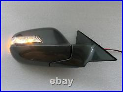 Auto Power Folding Mirrors With wiring NH737 for HONDA ACCORD 2008 2012 8th Gen