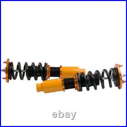 Complete Coilovers Suspension Kit Fit Honda Accord 2008-2012 Adj. Height Struts