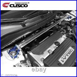 Cusco Front Strut Brace Brake Stopper Honda 8th Gen Accord Sedan Coupe 08-13
