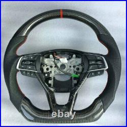 Customized 100% Carbon fiber Car Steering Wheel For 10 Generation Honda Accord