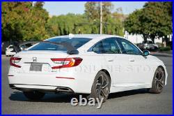 EOS For 18-Up Honda Accord Sedan JDM Type-R Style Rear Trunk Lid Wing Spoiler