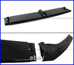 For 18-2020 Honda Accord Akasaka Still Night Blue Front Bumper Lip Splitter Kit