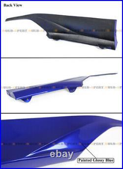 For 18-2021 10th Gen Accord Still Night Pearl Rear Bumper Side Corner Apron Spat