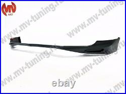 Front Skirt Lip Type-S Style for Honda Accord 8 Gen CU2, CU1, CW1 CW2 2008-2010