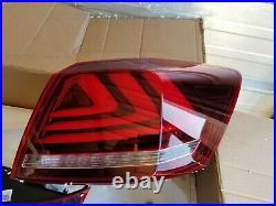Full LED Sequential Tail Lights Honda Accord 8th Gen Sedan 2013-2015 YAB-YG-0250