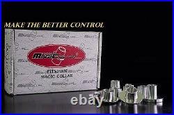 Honda Accord CP3 Gen8/TSX CU2 MAGIC COLLAR KIT FRONT&REAR Sub-Frame Rigid Collar