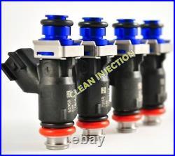 Honda Civic Accord TSX K24 RDX 450cc Fuel Injectors adapters K series SI k24z7