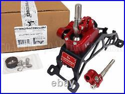 Hybrid Racing Adjustable Short Shifter Assembly for 12-15 Honda Civic & Si 9Gen