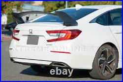JDM Type-R Rear Trunk Lid Wing Spoiler For 18-Up Honda Accord CV1 CV2 CV3