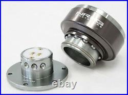 NRG STEERING WHEEL GEN 2.0 QUICK RELEASE ADAPTER Gunmetal Body & Titanium Ring