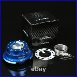 Nrg 131h Hub+blue Gen 2.8 Quick Release+3deep Dish Iridium Spoke Steering Wheel
