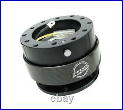 Nrg Gen 2.0 Quick Release Hub Steering Wheel Hub Srk-200cf Carbon Fiber Ring