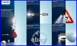 Philips Ultinon LED G2 White 9005 Two Bulbs Head Light DRL Daytime Replacement