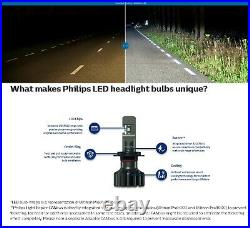 Philips Ultinon Pro9000 LED 5800K H11 Two Bulbs Fog Light Replace Stock Upgrade