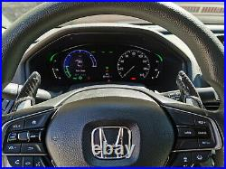 Real Carbon Fiber Steering Wheel Paddle Shifter Extension For Honda Accord Civic