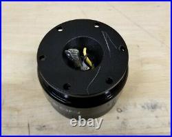 SALE NRG Steering Wheel Quick Release Kit Gen 2.0 BLACK Body & BLACK Ring